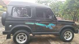 KATANA SHORT 2WD GX