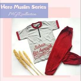 Jual Baju Anak (Pilihan Model dan Warna Beragam)
