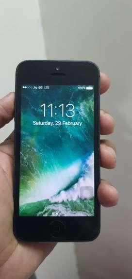 Apple iPhone 5, excellent condition, original iPhone, 4g phone