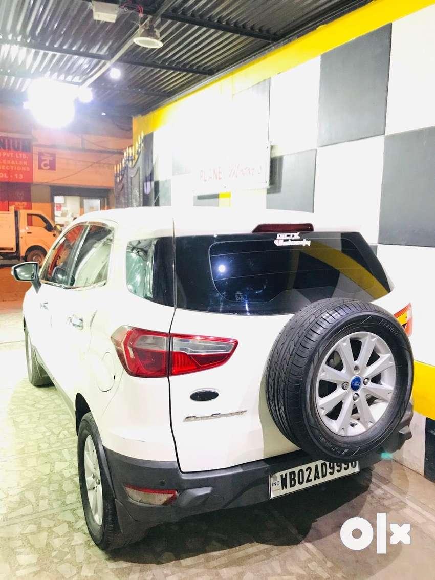 Ford Ecosport EcoSport Ambiente 1.5 TDCi, 2013, Diesel 0