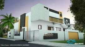 Villas for sale at Edayarpalayam Road