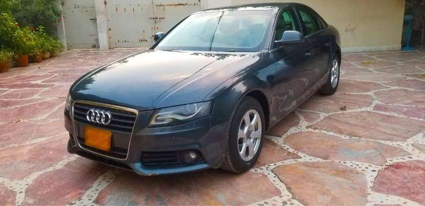 Audi A4 1.8TFSI Meteor Grey Mint Condition 0
