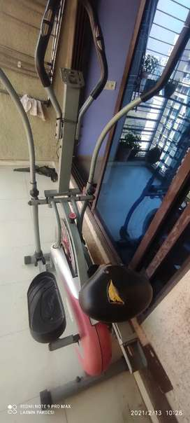 Excercise Cycle - Working as is condition for sale