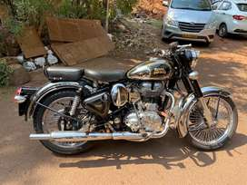 Well maintained 500 classic magwhells