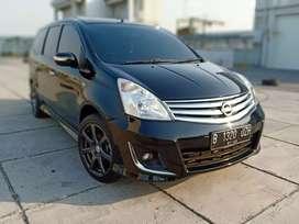 Nissan Grand Livina XV AT 2012