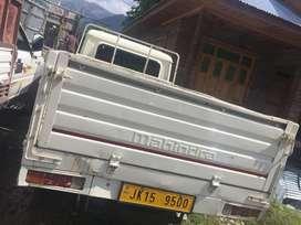 Mahindra pickup mobile