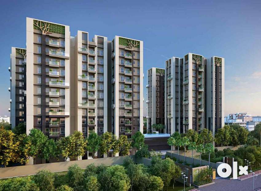 2 BHK 688 Sq ft Apartment for Sale in Dum Dum Metro at Eden The Forest 0