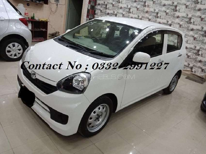 Daihatsu Mira 2018 Get Easy Installment 0