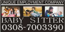 We are Provide BABYSITTER For Your Kids-Highly Educated & Well Trained