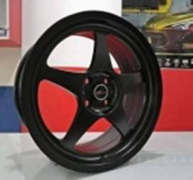 VELG-hsr wheel SLEEKY-JD5868-HSR-RING-16-LEBAR-7-HOLE-4X100-ET-42