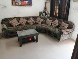 7 seater Corner sofa good condition