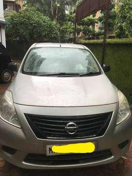 Nissan Sunny petrol
