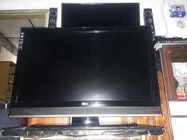 tv LG 42 inch LCD (no - minus )