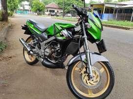 Ninja 150 R Th 2011 Km 13rb Istimiwirrr