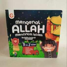 Buku mengenal ALLAH,mencintai islam : A to Z islam