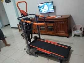 Treadmill manual 6fungsi