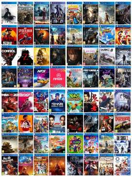 Games premium ps3 / ps4 offline only