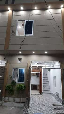 1/5 Marla brand new house for sale in Lalazar lahore
