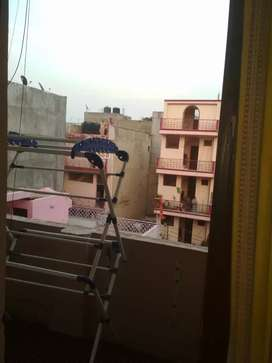 Near m.g.metro station 1 bhk semi furnished