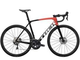 Roadbike Trek Emonda SL6 PRO size 50 black red baru new bnib ws carbon