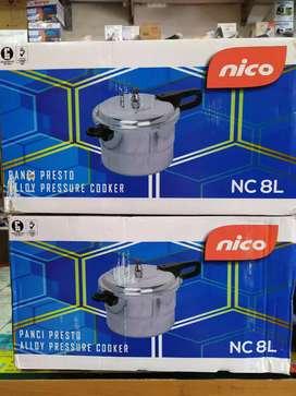 Panci Presto / Pressure Cooker 8 lt