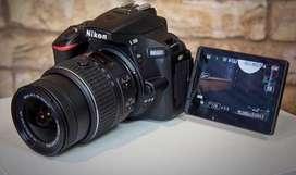 Camera DSLR Nikkon D5500