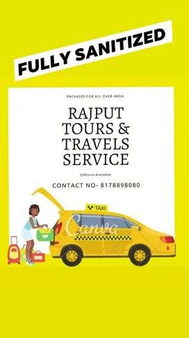 RAJPUT TOURS & TRAVELS SERVICES