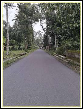 Tanah Sleman Area Jl. Kaliurang Km 13 Sertifikat SHM