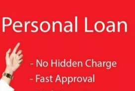 Personal Loans Bank Loan Other Loan All Types Of Loan(Contract Me)