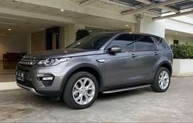 Land Rover Discovery Sport Si4 HSE 2017 NIK 2015