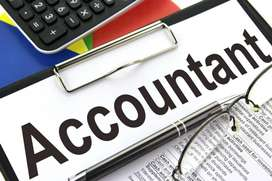 Accountant Require for a Reputed Real Estate Company