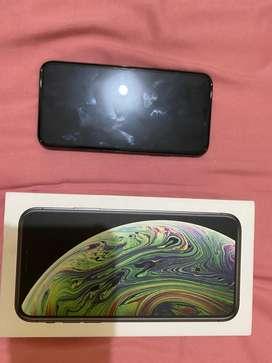 Iphone XS 256 GB hitam