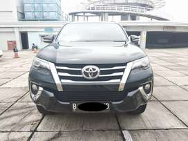 Toyota Fortuner VRZ At Diesel Th 2016 Istimewa