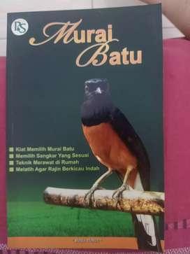 8 Buku Tentang Burung Kicauan