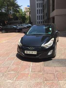Hyundai Elantra 2012 Petrol Well Maintained