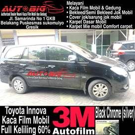 panggilan kaca film mobil dijamin harga termurah dan bergaransi resmi.