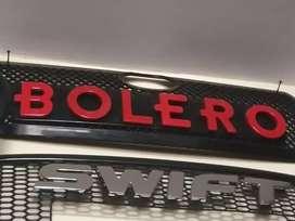 bolero front show grill
