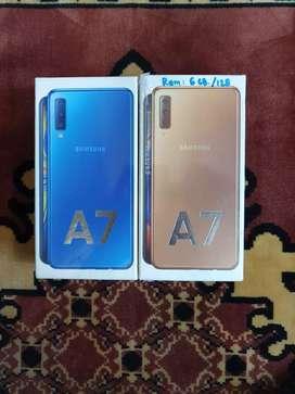 Jumat Sedia Samsung Galaxy A7 6/128 GB Blue