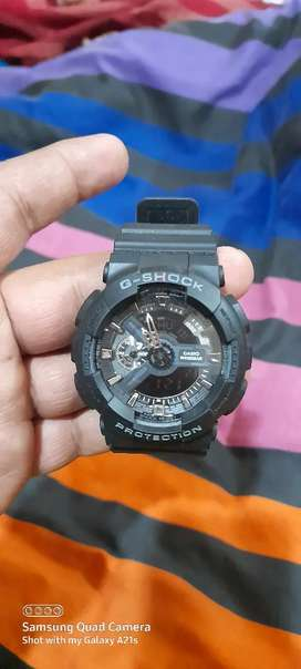 I m selling g shock