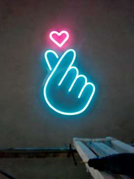 Neonsign, neon flex