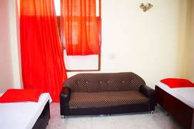12000 - SAKET - 1 RK - FURNISHED - NO BROKERAGE