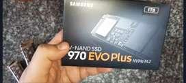 Samsung Evo Plus m.2 (1TB)
