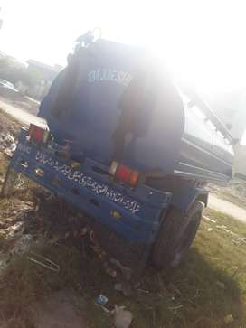 Tracter massi 260 turbo and tanker brand new condition