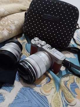 Fujifilm xa-3 Lensa 16-55m