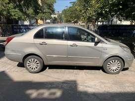 Tata Manza Aura + Quadrajet BS-III, 2010, Diesel