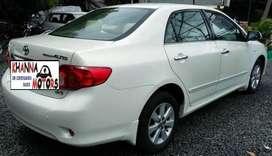 Toyota Corolla Altis 1.8 VL, 2010, Petrol