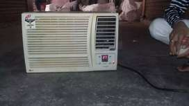 LG Air conditioning on rent Rs 700 per month