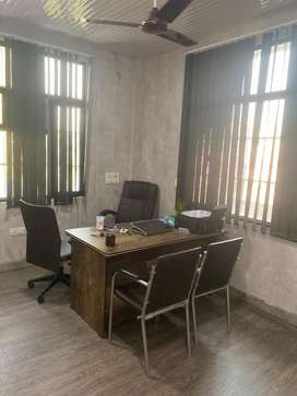 1300sqft furnish office available in pakhowal road nr hero bakery chnk