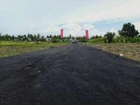 Tanah kavling jln 6 meter