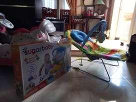Bouncer sugar baby cantik murmer